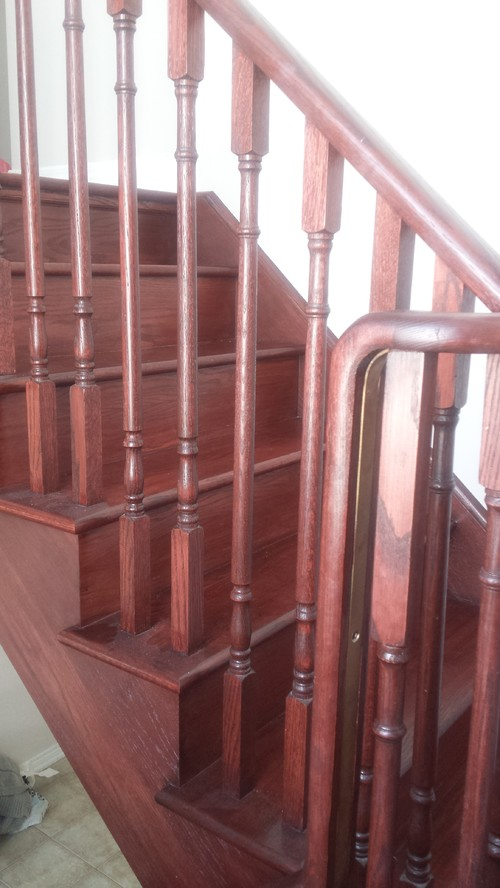 Should Hardwood Match My Oak Stairs?