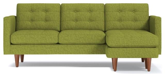 Brilliant Lexington Reversible Chaise Sofa Green Apple Machost Co Dining Chair Design Ideas Machostcouk