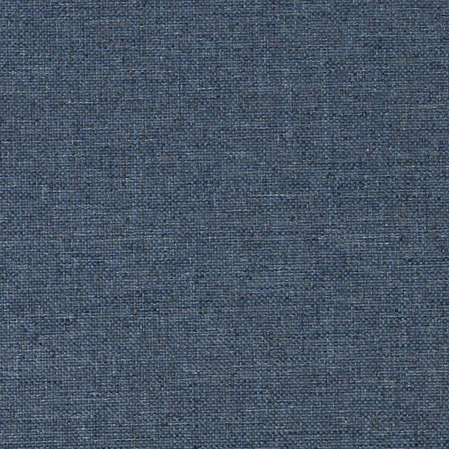 Blue, Ultra Durable Tweed Upholstery Fabric By The Yard