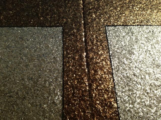Epoxy Floor Metallic Flakes Floor Matttroy