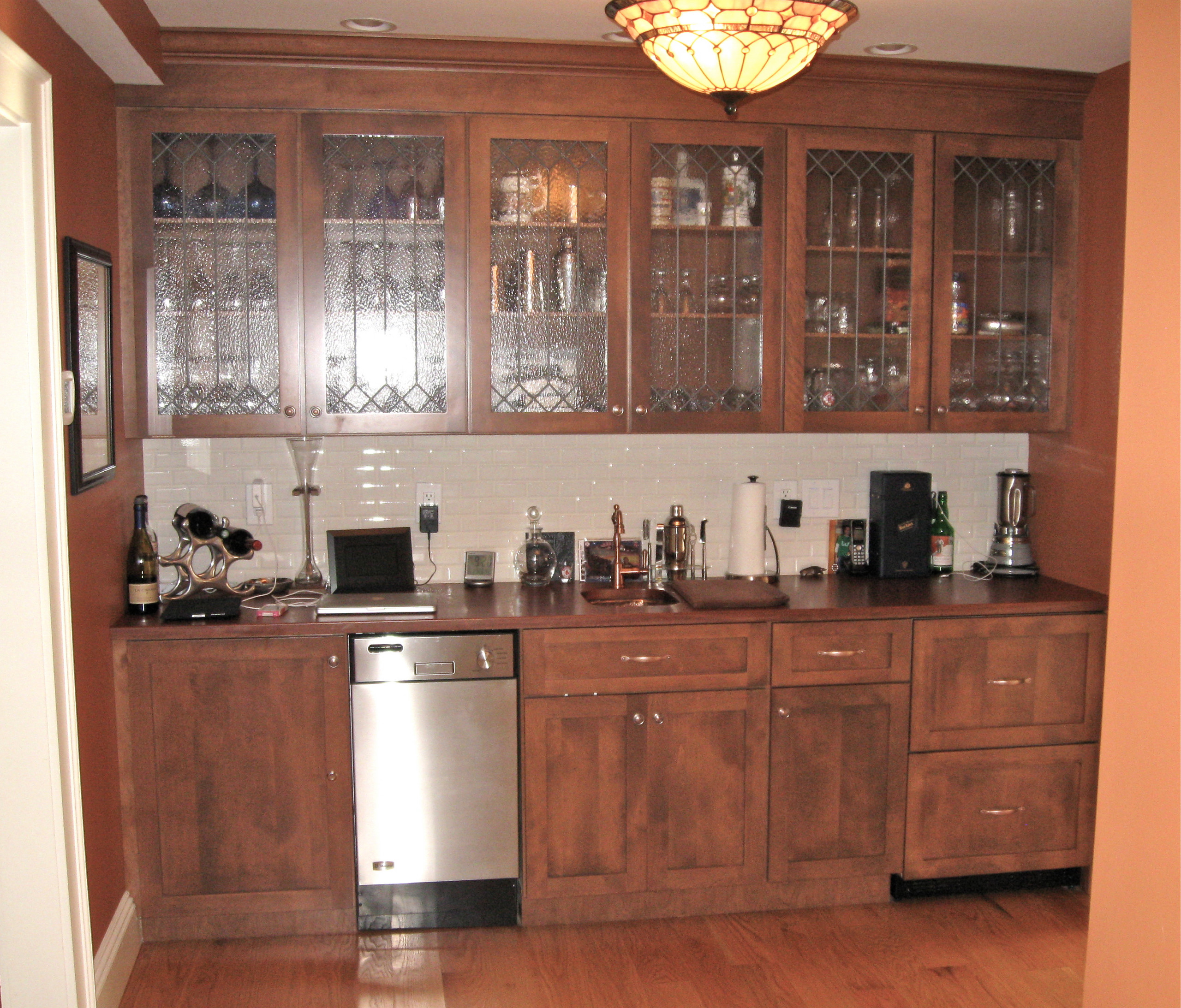 15 White Oak, Newton, MA - Kitchen Addition