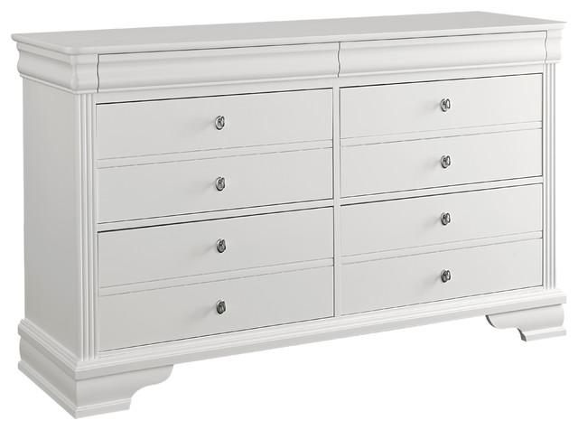 Imogen 6-Drawer Dresser.