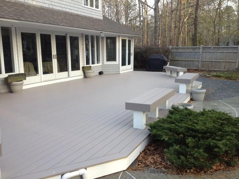 Addition and Deck New Seabury