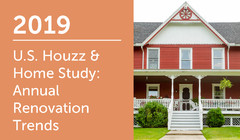 2019 U.S. Houzz & Home Study: Renovation Trends