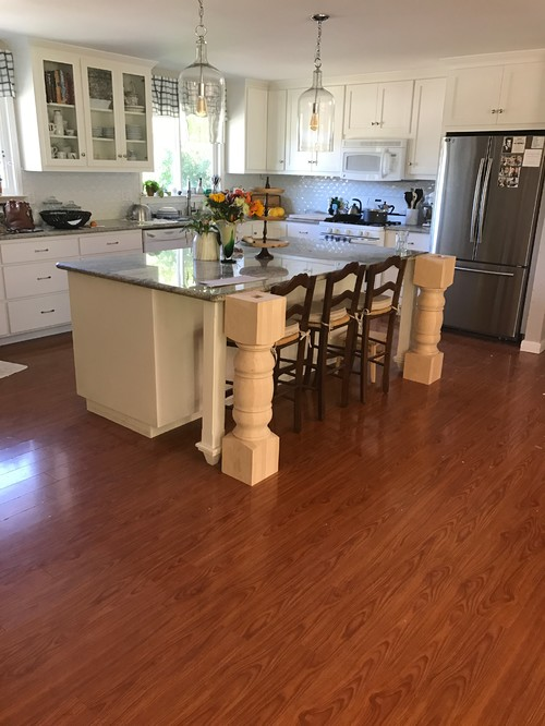 wooden legs for kitchen islands osborne wood products inc wooden kitchen island legs 26251