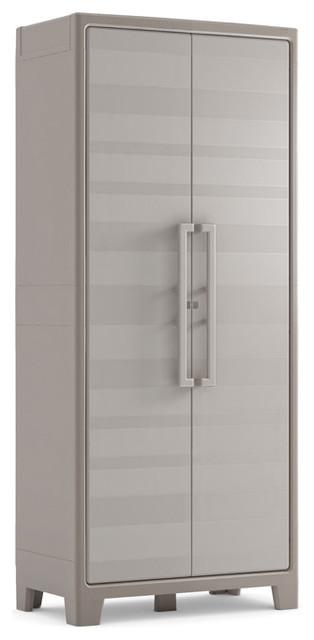 Gulliver Storage Cabinet, Beige.