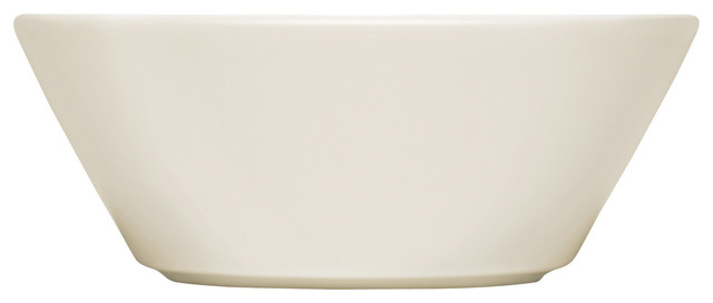 Iittala Teema Soup Cereal Bowl 16 Oz White 1005476 Contemporary Dining Bowls By Danish Design Store