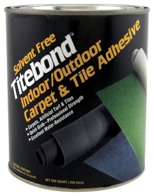 Franklin International 1 Qt. Titebond Solvent Free Indoor & Outdoor Carpet