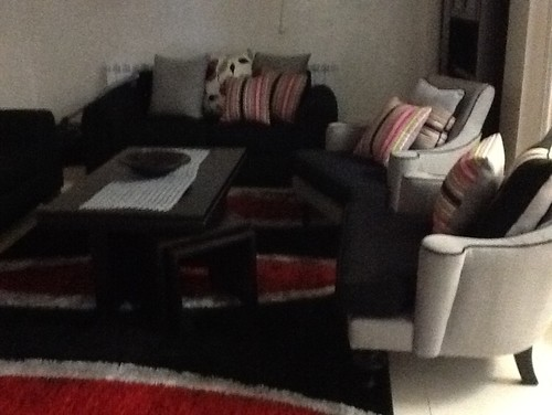 I Need Help With My Black Furniture