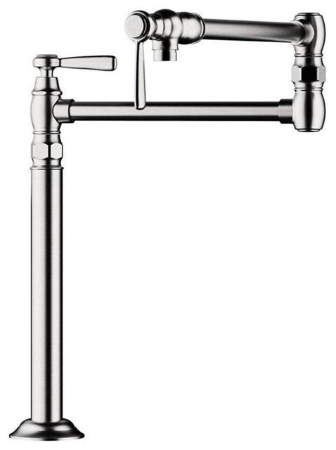 Axor 16860 Montreux Deck Mounted Pot Filler Faucet