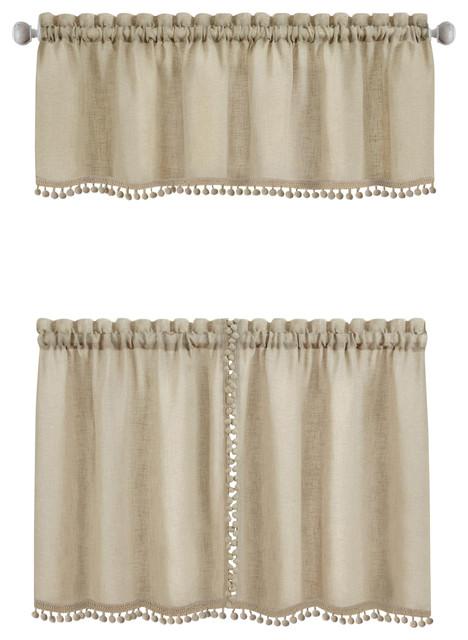 "Jadite Bellino Grommet Blackout Curtain Single Panel, 50""x108"""