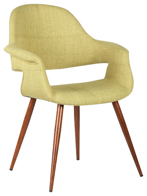 Delilah Dining Chair, Green.