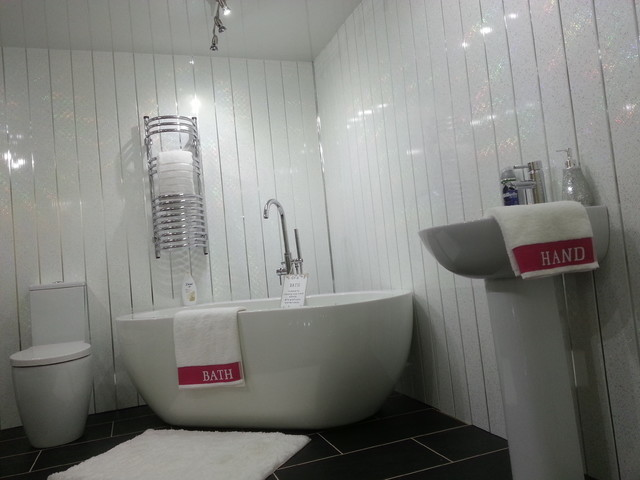 Sparkle Bathrooms Modern Wall amp Floor Tiles By BCS