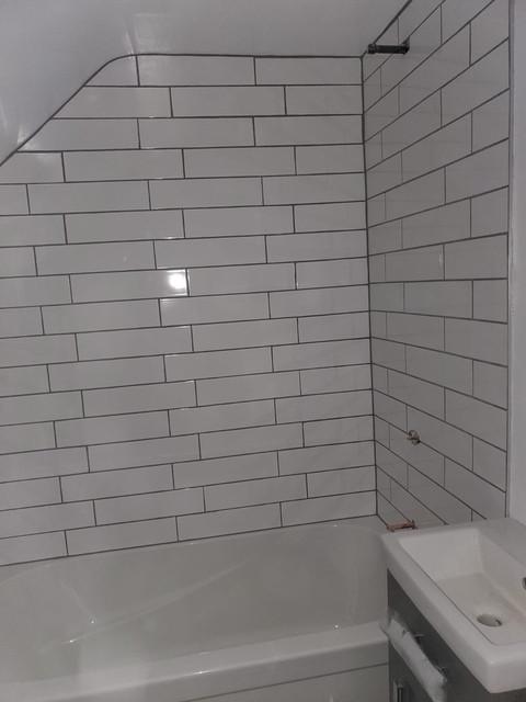 Shower Installations & Custom Tile Work