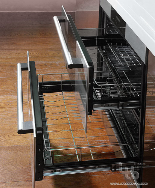 Kitchen Cabinet Dish Rack Monsterlune