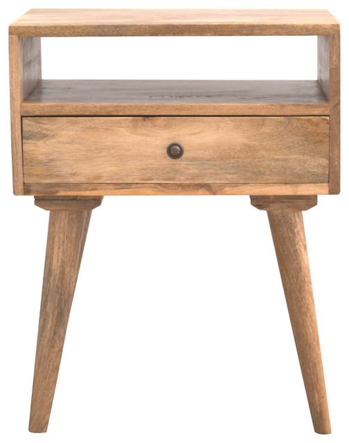 jennifer nordic bedside table scandinavian nightstands. Black Bedroom Furniture Sets. Home Design Ideas