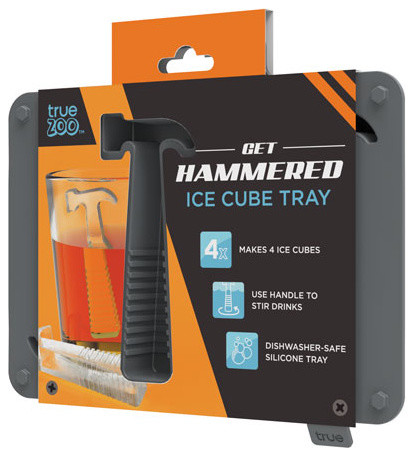 Get Hammered Ice Cube Tray.