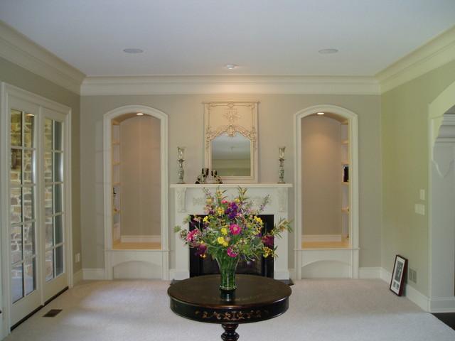 Project l classic design homes llc for Classic homes llc