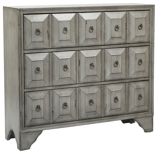 Prime Granada Hand Painted Antique Style Storage Console Ash Gray Home Interior And Landscaping Mentranervesignezvosmurscom