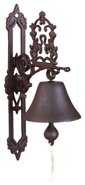 Doorbell Classic Antique Brown
