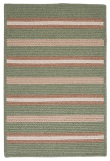 Colonial Mills Salisbury Green 2x3 Transitional Outdoor Rugs By Home