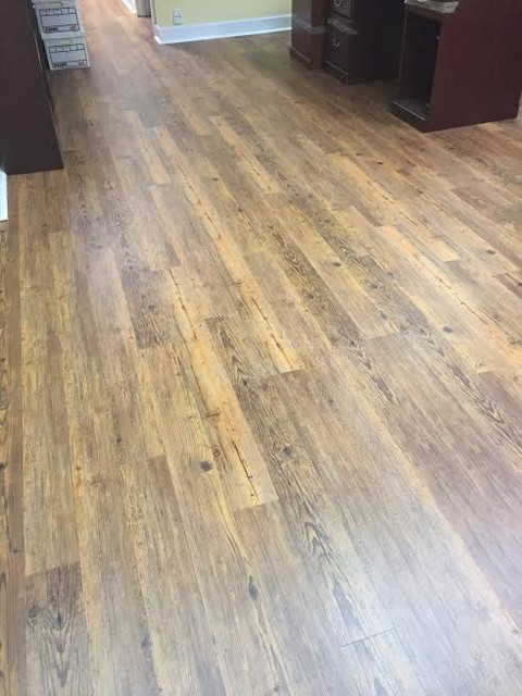 Coretec carolina pine lvt for Wooden flooring dealers