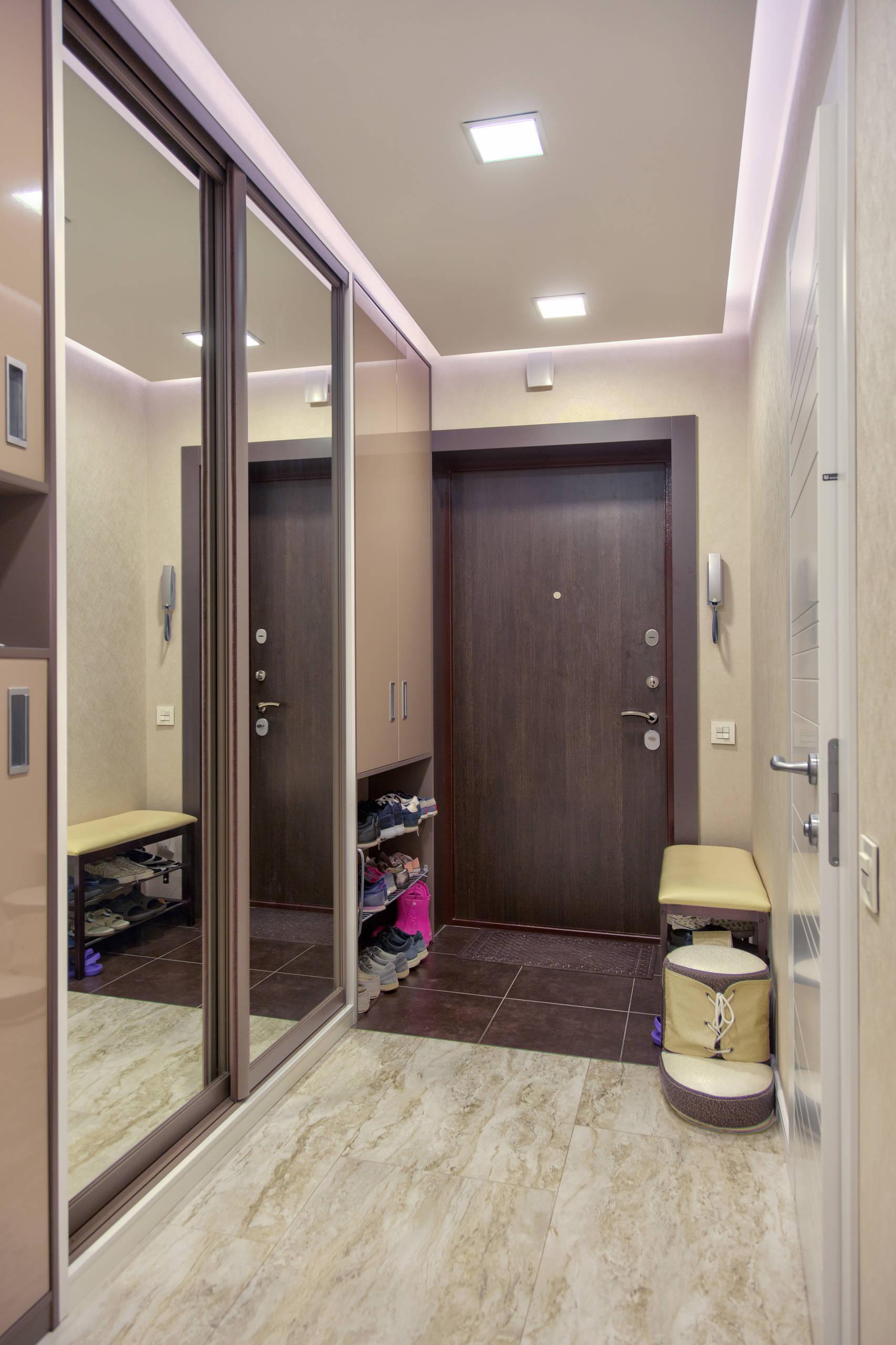 Дизайн квартиры в таганском районе Москвы