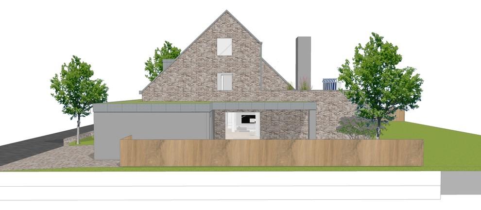 Visualisierung einer Sanierung große Variante Bild III