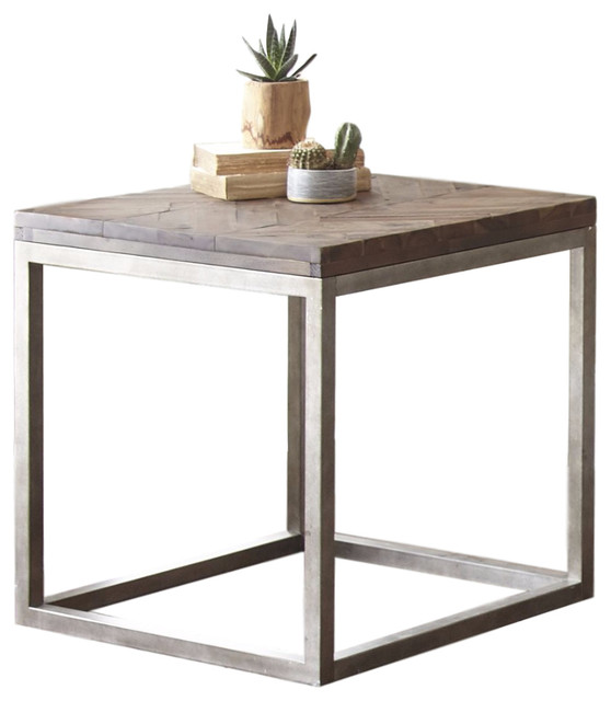 Lorenza End Table.