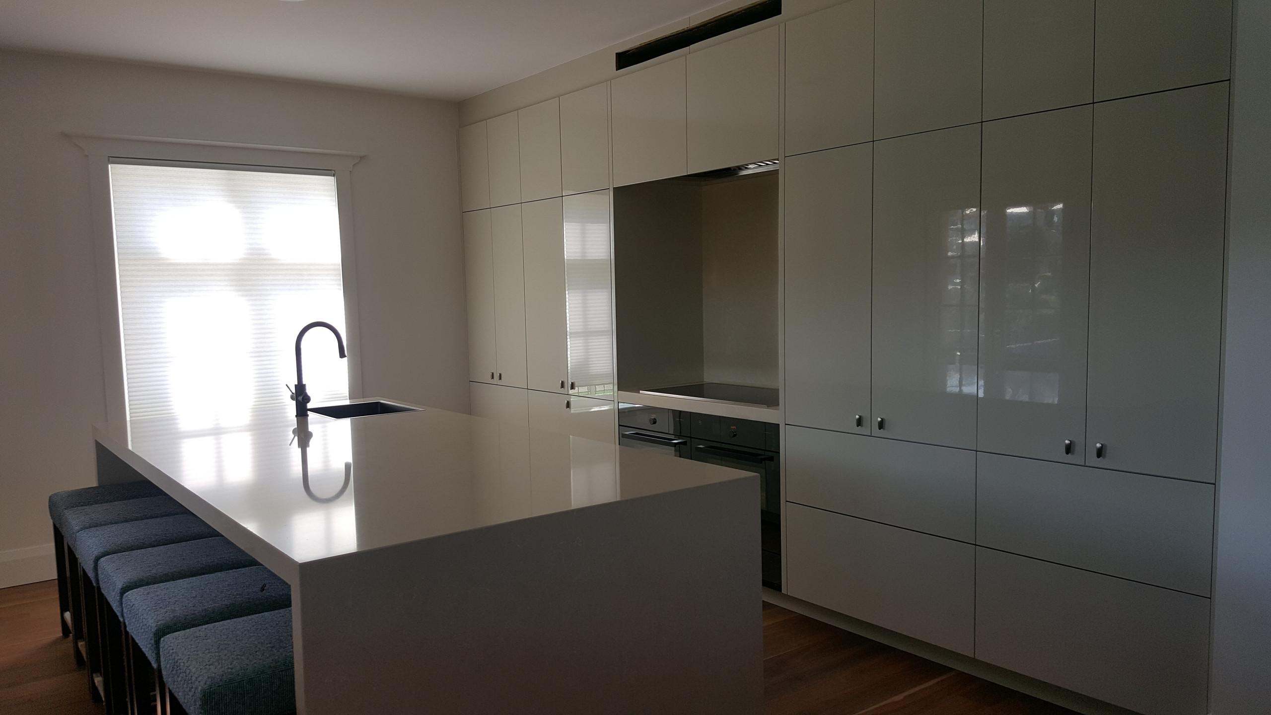 custom designed kitchens