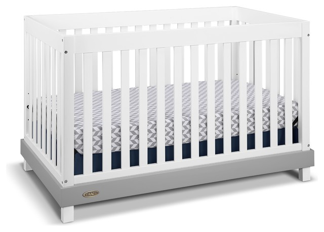 Graco Maddox 3 In 1 Convertible Crib Modern Cribs By Storkcraft Manufac