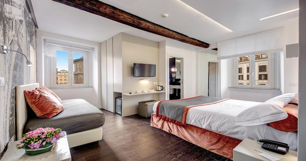 camera albergo design moderno