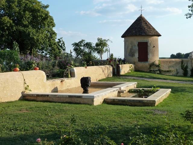 Les Jardins du Montperthuis contemporain