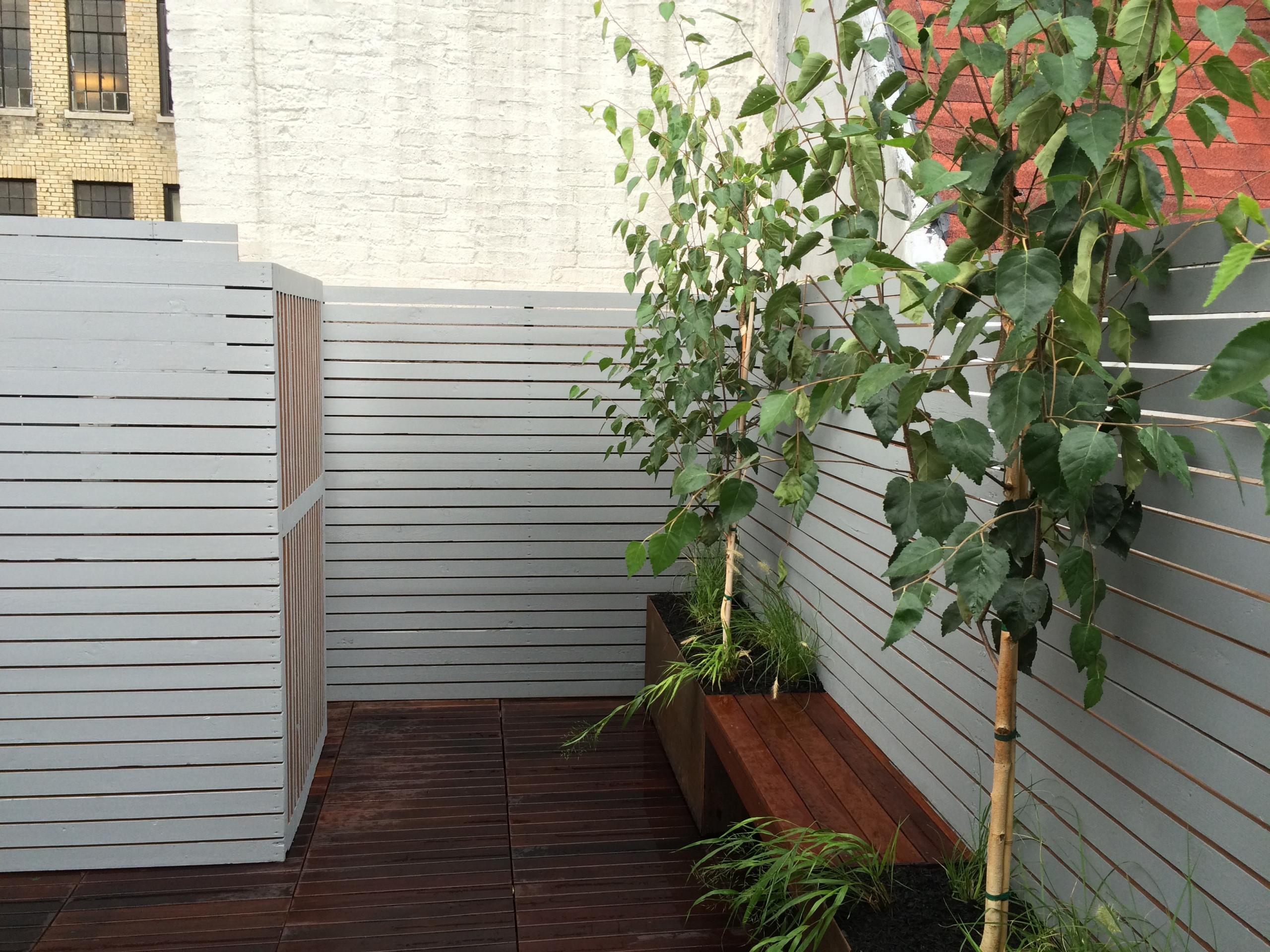 Fence Cedar 1x4