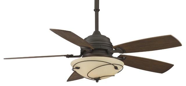 54 hubbardton forge leaf ceiling fan bronze rustic ceiling 54 hubbardton forge leaf ceiling fan bronze aloadofball Choice Image
