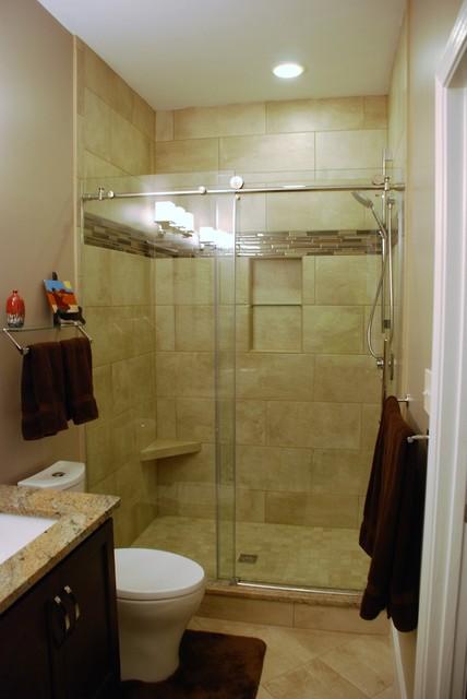Cornelius Master bath craftsman