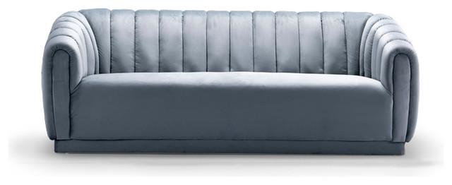 Incredible Van Gogh Slate Blue Sofa Ibusinesslaw Wood Chair Design Ideas Ibusinesslaworg