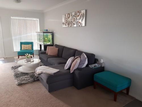 Advice On My Living Room Colour Scheme Please
