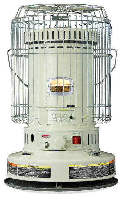 Dyna-Glo 23,800 Btu Indoor Kerosene Convection Heater.