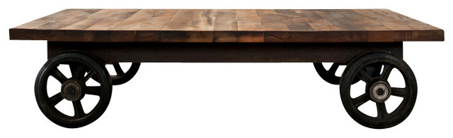 Small Coffee Table v33 coffee table - coffee tables -inmod