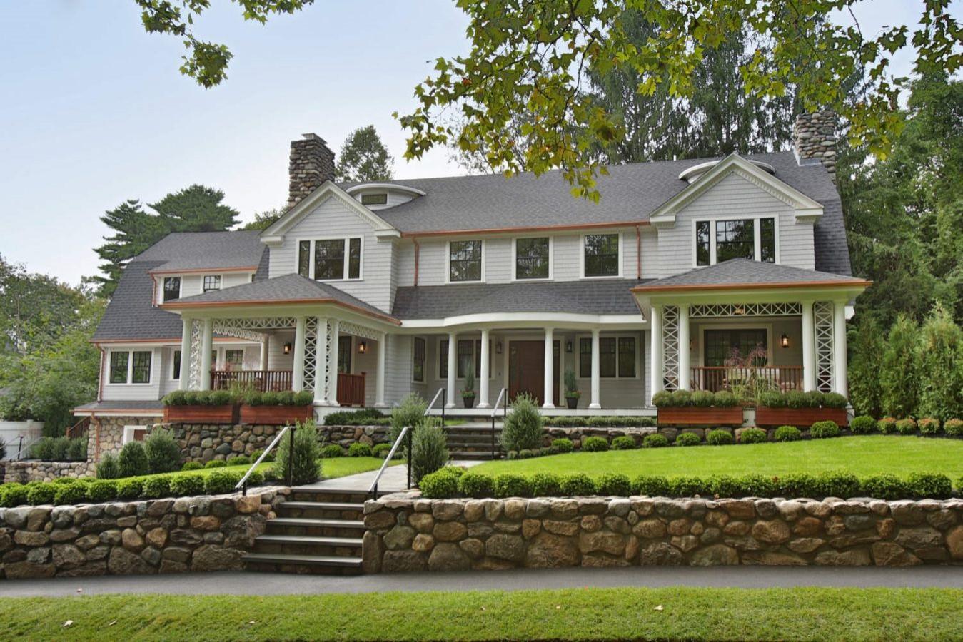 Chestnut Hill Historic Remodel