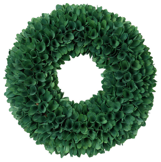 "18.25"" Woodchip Wreath"