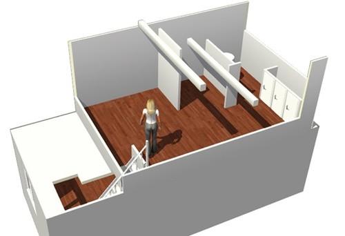 besoin de conseils pour am nager une salle d 39 eau sous les combles. Black Bedroom Furniture Sets. Home Design Ideas
