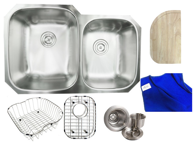 Dakota Sinks : ... Sink & Accessories - Contemporary - Kitchen Sinks - by eModern Decor