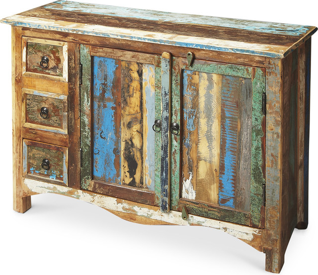 Butler Specialty Artifacts Reverb Rustic Sideboard.
