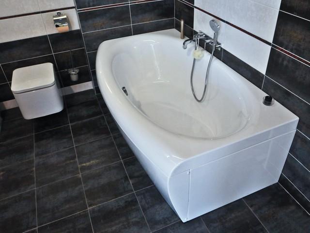 Rechteck badewanne 180 x 100 modern badezimmer k ln for Moderne badewanne