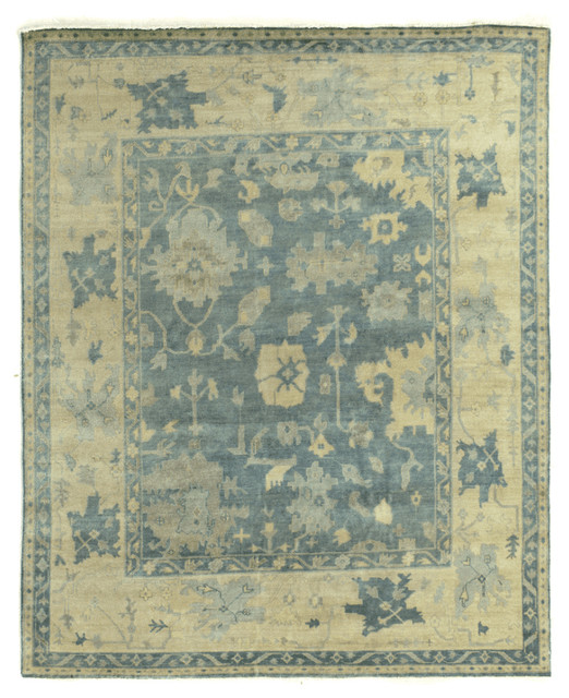 Shop houzz exquisite rugs tirana antique style woven for Vintage style area rugs