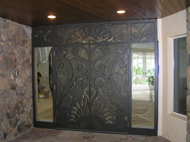 Grand entry doors miami by arts work unlimited inc for Grand home designs inc