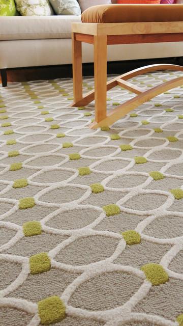 macy area rug, by angela adams
