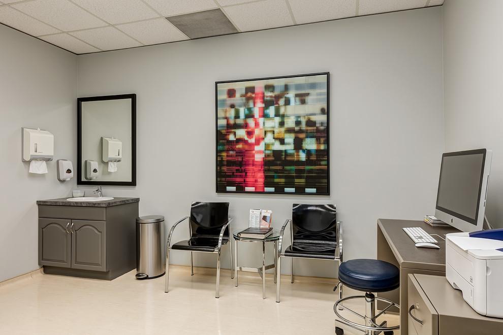 Dr Remington's Office